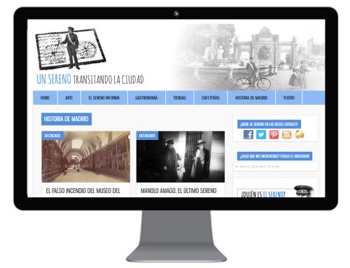 10 mejores webs encontrar planes Madrid Sereno